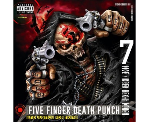 Five Finger Death Pu - And Justice For None (Vinyl) - image 1 of 1