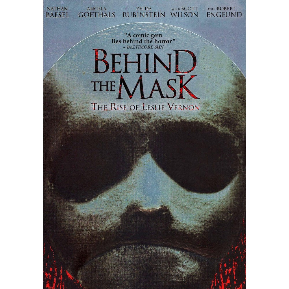 Behind the Mask: The Rise of Leslie Vernon (dvd_video)