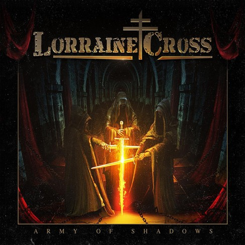 Lorraine cross - Army of shadows (CD) - image 1 of 1