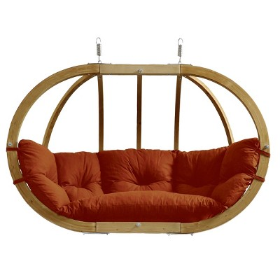 Globo Double Chair - Terra Cotta - Byer of Maine