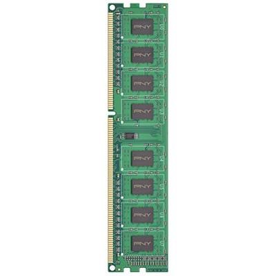 PNY Performance DDR3 1600MHz NHS Desktop Memory - 8 GB (2 x 4 GB) - DDR3-1600/PC3-12800 DDR3 SDRAM - CL11 - 1.50 V - Non-ECC - Unbuffered - 240-pin