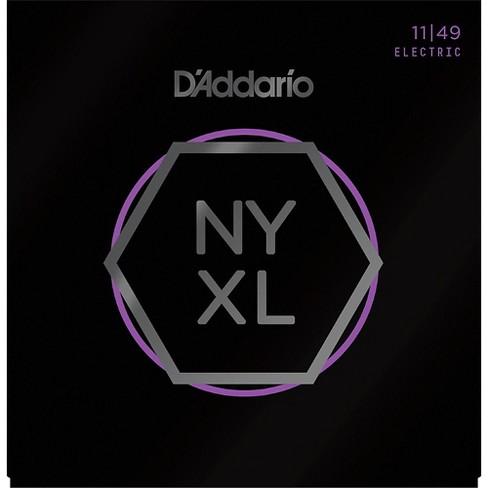 D'Addario NYXL1149 Medium Electric Guitar Strings - image 1 of 4