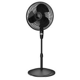 "Lasko 16"" Pedestal Fan - Black"
