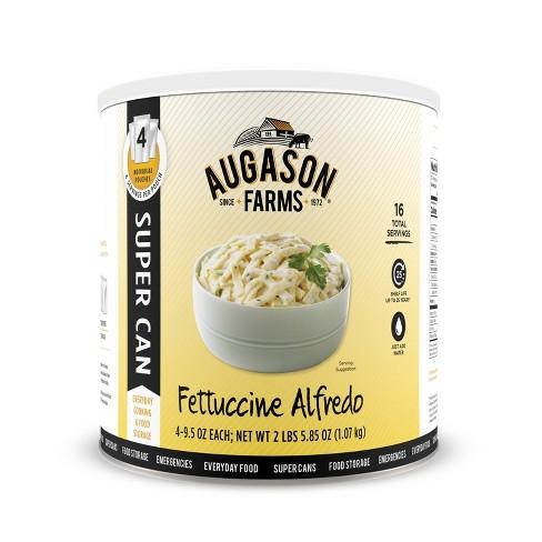 Augason Farms Fettuccine Alfredo Entre - 39oz - image 1 of 4