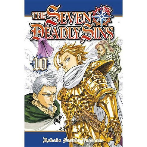 The Seven Deadly Sins, Volume 10 - by  Nakaba Suzuki (Paperback) - image 1 of 1