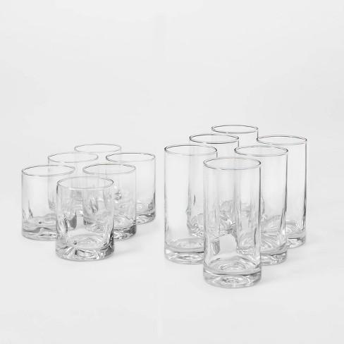 Telford Tumbler 12pc Glass Tumblers - Threshold™ - image 1 of 4