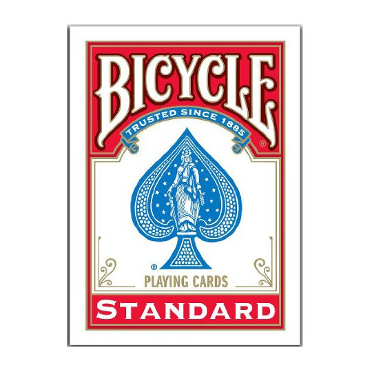 Bicycle Playing Cards, playing cards image number null