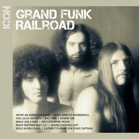 Grand funk railroad - Icon:Grand funk railroad (CD) - image 1 of 1
