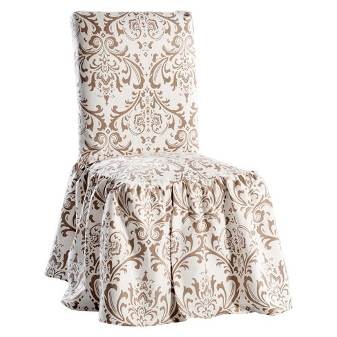 Damask Dining Chair Slipcover - image 1 of 2