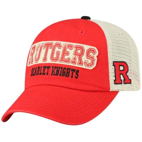 Rutgers Scarlet Knights Baseball Hat   Target 4ee281fc99e