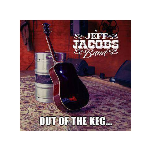 Jeff jacobs band - Out of the keg (CD) - image 1 of 1