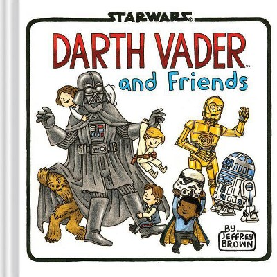 Darth Vader and Friends ( Star Wars)(Hardcover)
