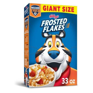 Frosted Flakes Breakfast Cereal - 33oz - Kelloggs
