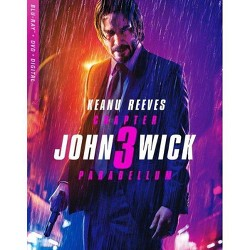 John Wick: Chapter 3 - Parabellum (Blu-Ray + DVD + Digital)
