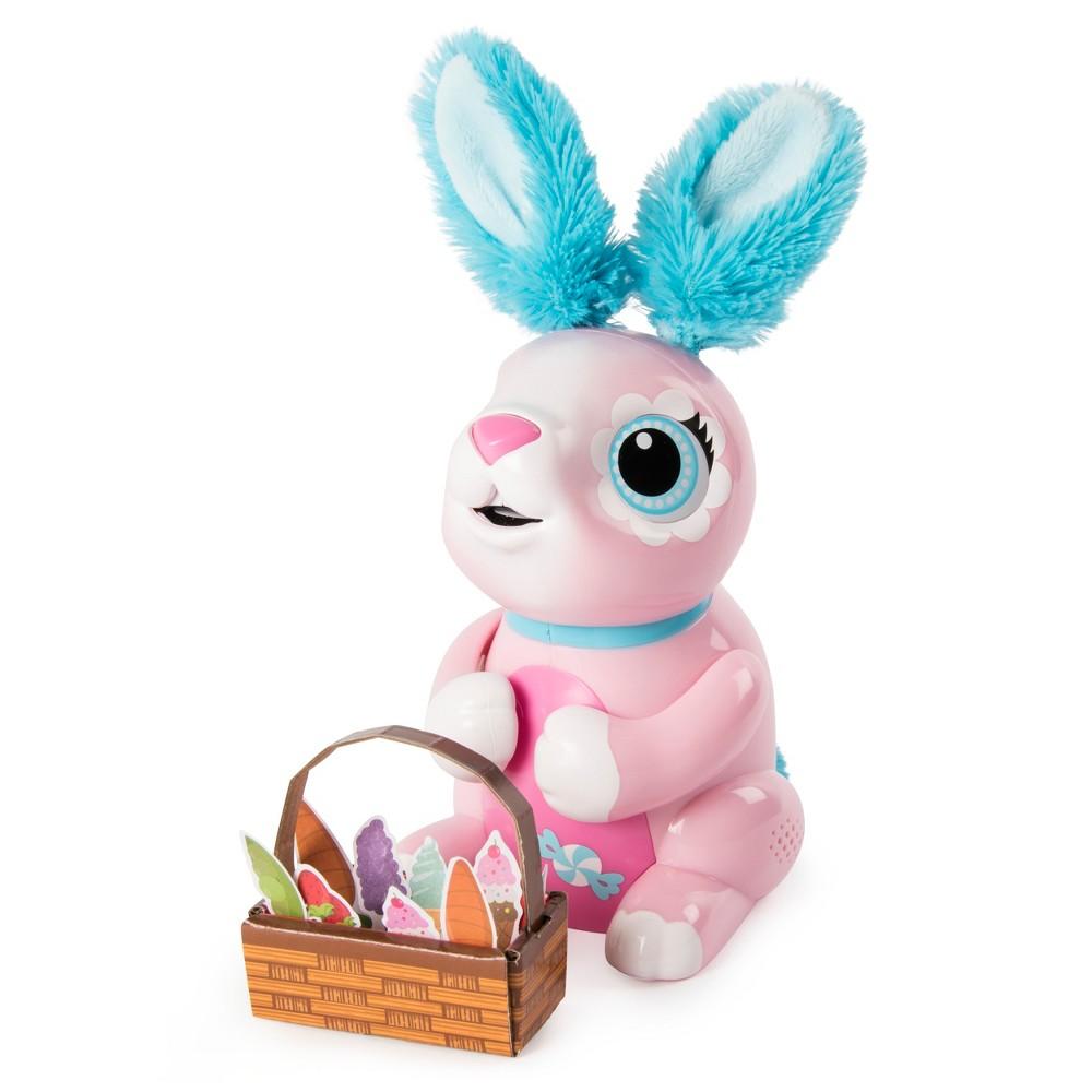 Zoomer - Hungry Bunnies - Shreddy - Interactive Robotic Rabbit that Eats