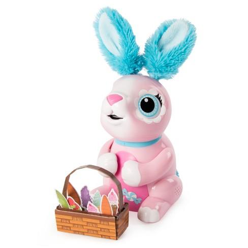 Zoomer - Hungry Bunnies - Shreddy - Interactive Robotic Rabbit that Eats - image 1 of 8