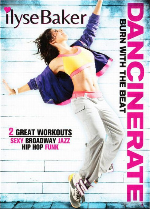 Dancinerate:Burn with the beat dance (DVD) - image 1 of 1