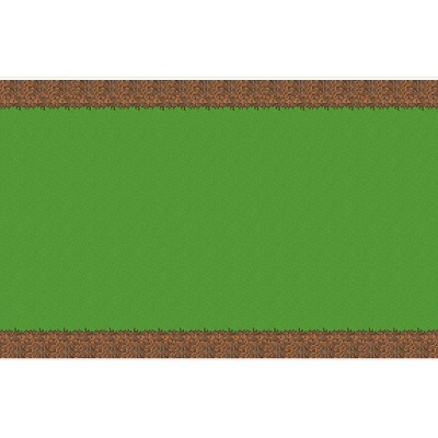 """Minecraft 84""""x54"""" Reusable Table Cover"""