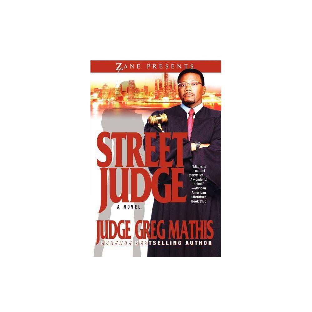 Street Judge By Greg Mathis Paperback