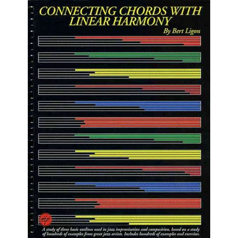 Connecting Chords With Linear Harmony Paperback Target