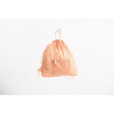 Jungalow by Justina Blakeney Packable Weekender Bag - Orange