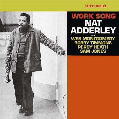 Nat adderley - Work song (Vinyl) - image 1 of 1