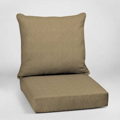 Deep Seat Outdoor Cushion Set - Arden Selections