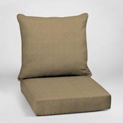 Deep Seat Outdoor Cushion Set - Arden Selections