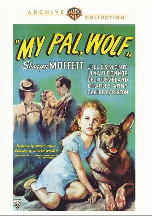 My pal wolf (DVD) - image 1 of 1