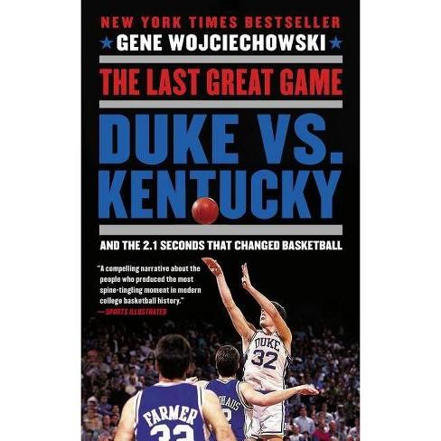 The Last Great Game - by  Gene Wojciechowski (Paperback) - image 1 of 1