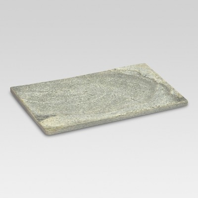 Slate Soap Dish Silver - Project 62™