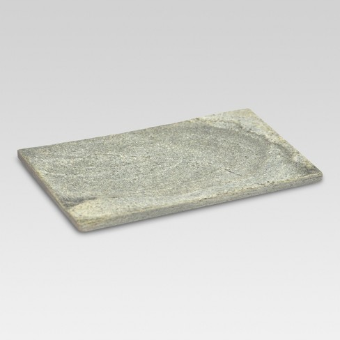 Slate Soap Dish Silver - Project 62™ - image 1 of 2