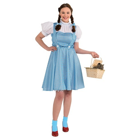 fe29761bc0 The Wizard Of Oz Women s Dorothy Costume - Plus Size (14-16)   Target