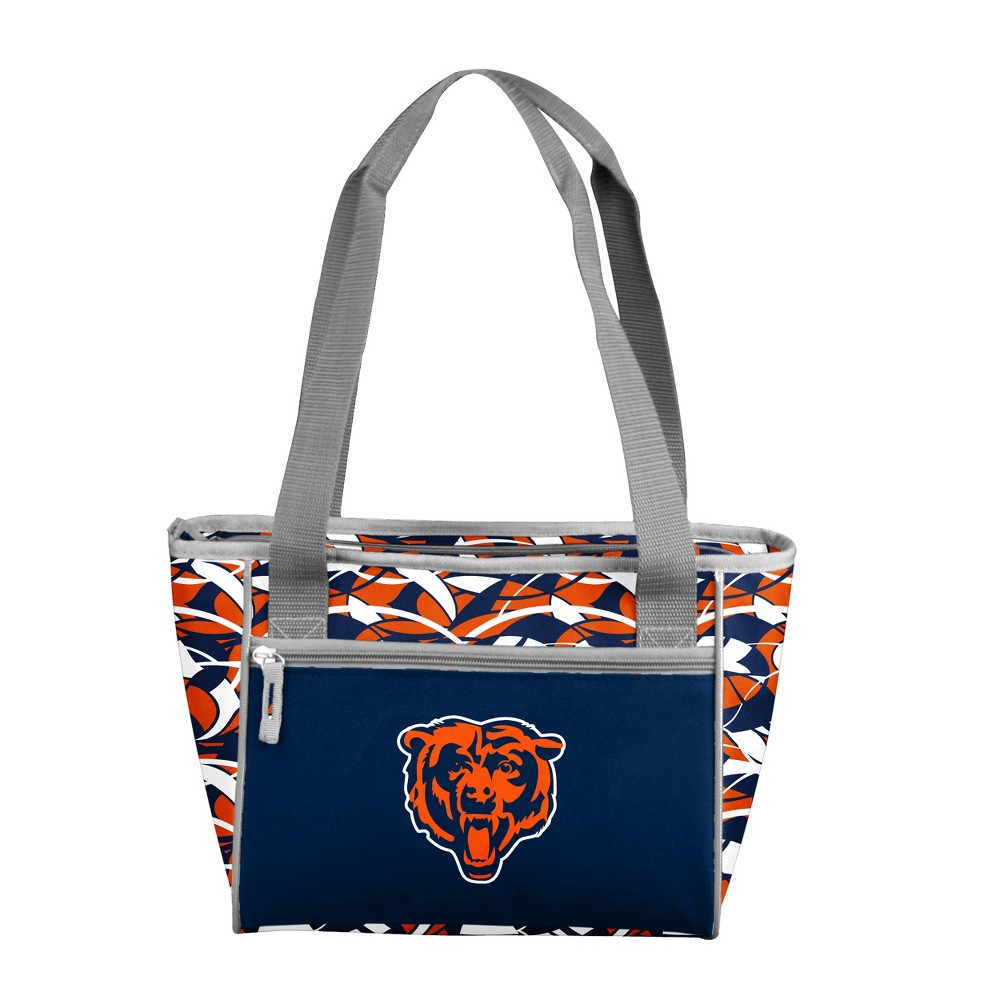 NFLxFIT Chicago Bears 16-Can Cooler Tote