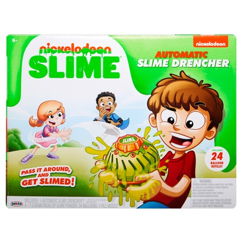 nickelodeon slime automatic slime drencher target