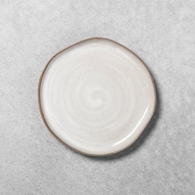 Reactive Glaze Stoneware Salad Plate Gray - Hearth & Hand™ with Magnolia