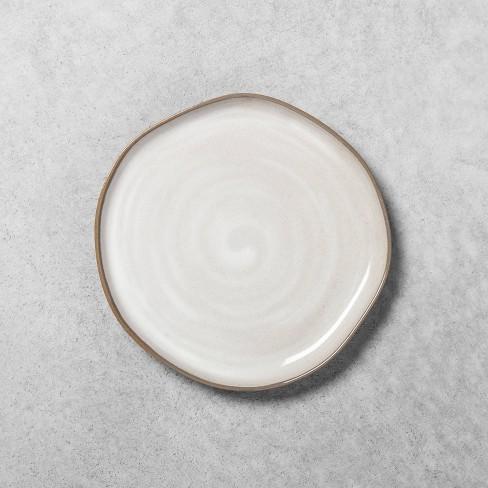 Stoneware Reactive Glaze Salad Plate - Hearth & Hand™ with Magnolia - image 1 of 4