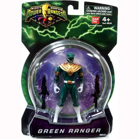 Power Rangers Mighty Morphin 2010 Green Ranger Action Figure - image 1 of 1