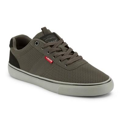 Levi's Mens Miles Perf Casual Contrast Trim Sneaker Shoe