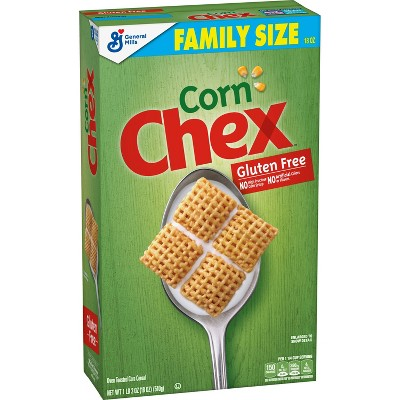 General Mills Family Size Corn Chex Cereal - 18oz