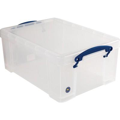 Really Useful Box 9 Liter Snap Lid Storage Bin