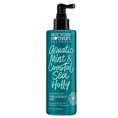 Not Your Mother's Naturals Aquatic Mint Hair and Scalp Mist - 8oz