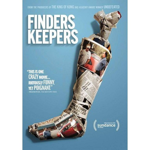 Finders Keepers (DVD) - image 1 of 1