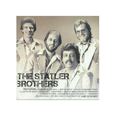 Statler Brothers - Icon: Statler Brothers (CD) - image 1 of 1