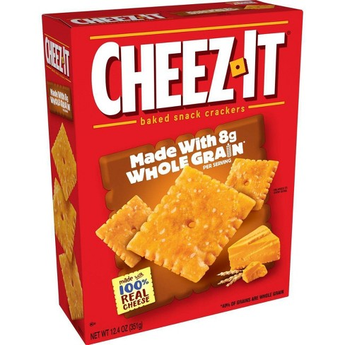 Image result for whole weat chees its