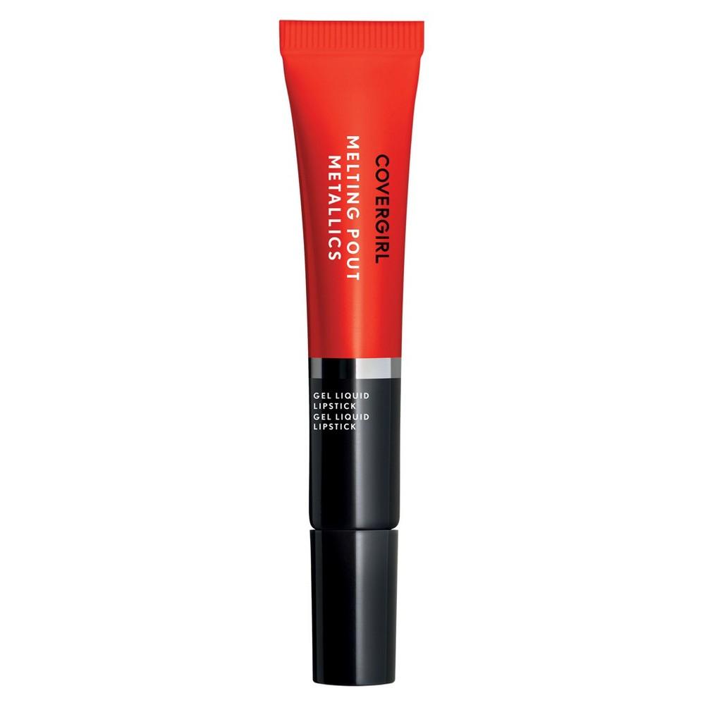 Covergirl Lipstick Red .3 floz, 240 Rock Star