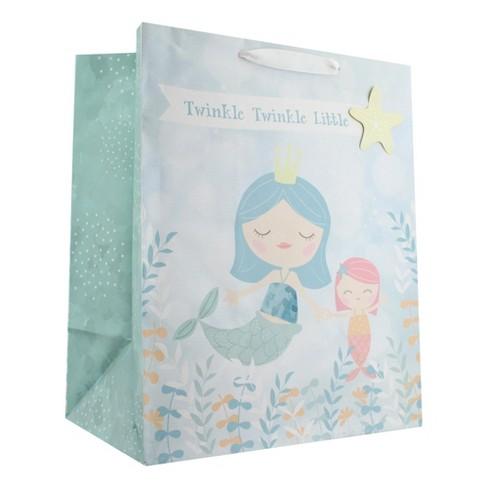 d9e050465 Princess Mermaid Jumbo Gift Bag - Spritz™ : Target