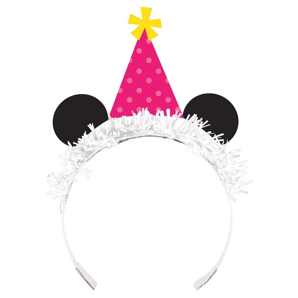 8ct Panda Tiara, Costume Headwear