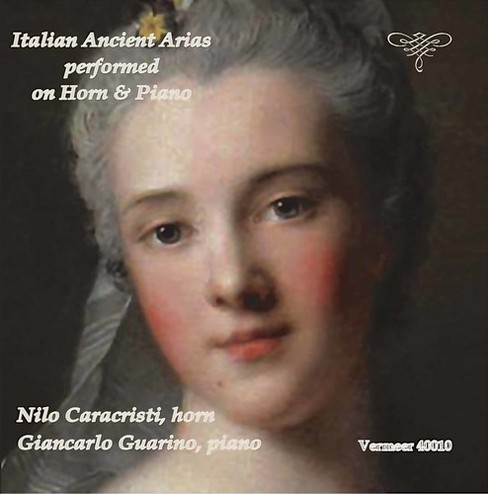 Nilo Caracristi - Italian Ancient Arias Performed On Ho (CD) - image 1 of 1