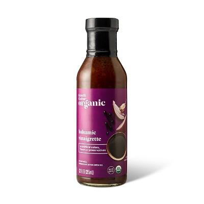 Organic Balsamic Vinaigrette - 12oz - Good & Gather™